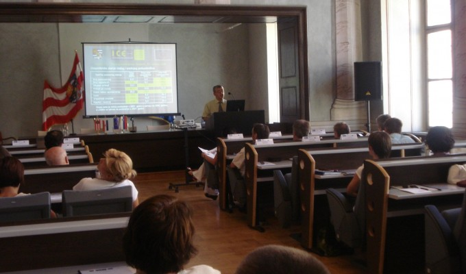 "Results of EU-funded project ""Internationalisation of Cross-Border Entrepreneurship"" presented"