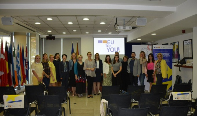"Final Event of the EU-funded Twinning light project: ""Further Institutionalisation of Structured Mechanism/s for Cooperation between the Government and Civil Society"""