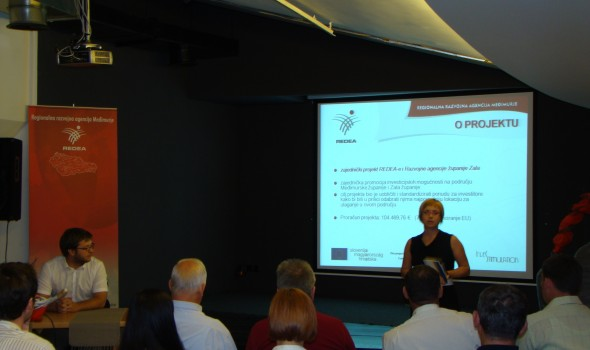 Čakovec: Final conference InveStimulation project within PHARE 2006 programme