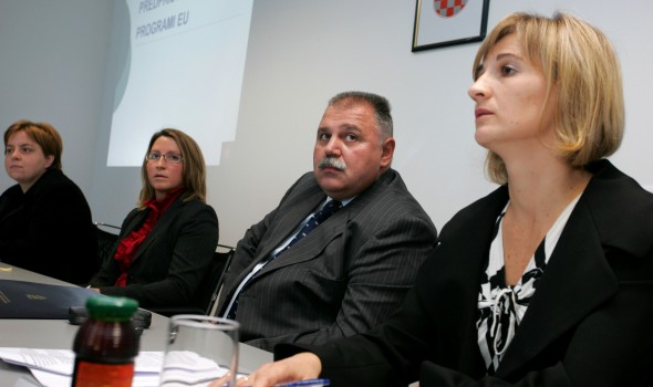 Croatia received 489,6 million EUR from the pre-accession funds