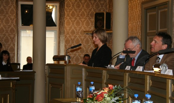 "Zagreb:The closing conference of the ""Capacity Building and Project Preparation Facility"""