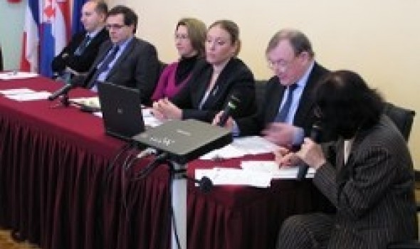 Twinning project launched to improve internal financial control in State Treasury